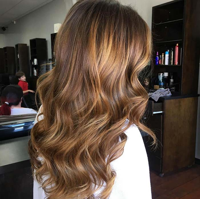 50 Balayage Hair Color Ideas for 2017 To Swoon Over   Fashionisers©