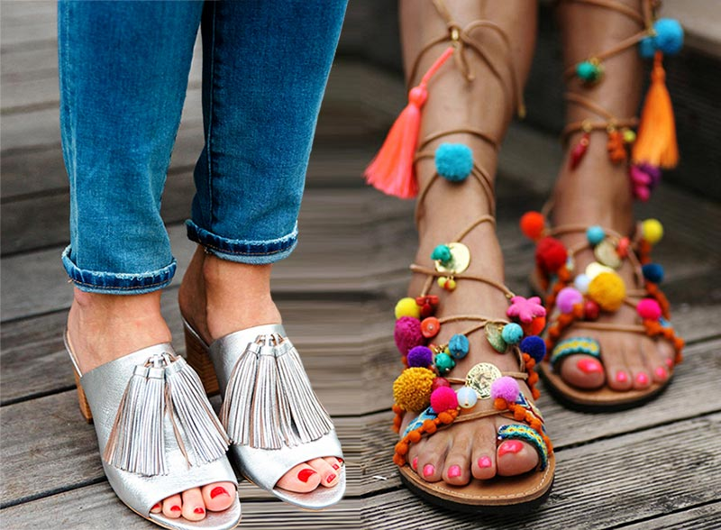 Most Trending Summer 2016 Sandals and Slides