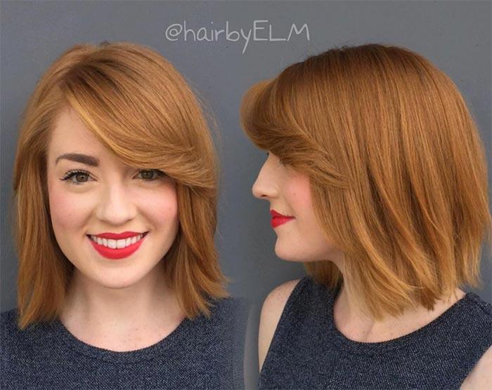 55 Incredible Short Bob Hairstyles \u0026 Haircuts With Bangs