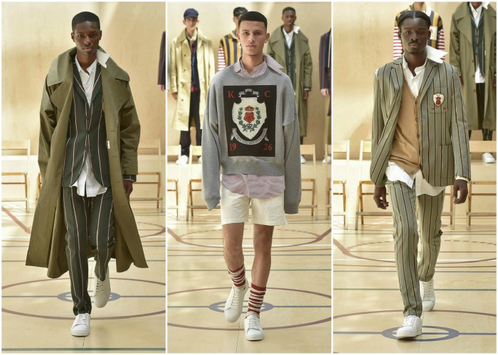Kent & Curwen Men's Spring 2018 Collection