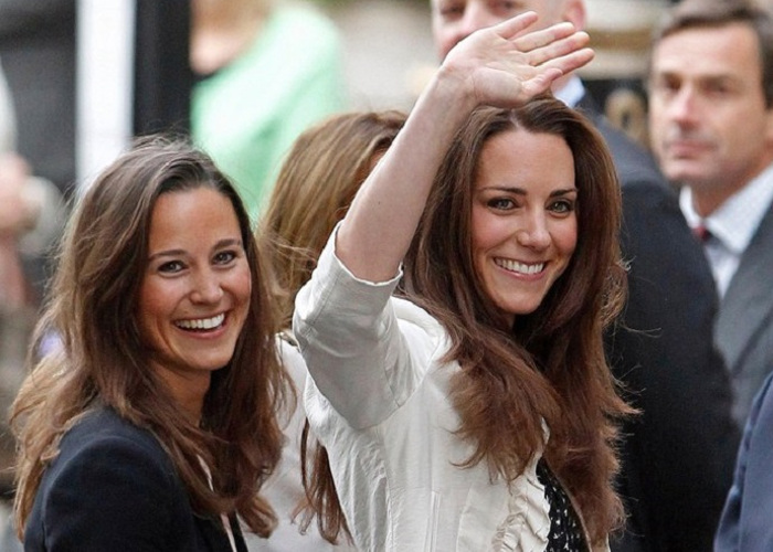 Kate and Pippa Middleton's Best Sister Moments 1