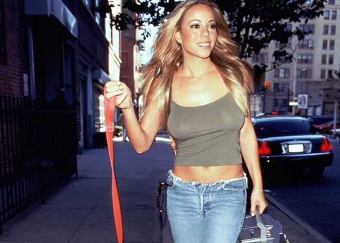 "Mariah Carey Reveals the Story Behind Her Legendary ""Heartbreaker"" Jeans"
