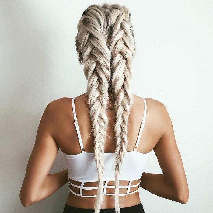 Next Level Braids two braids