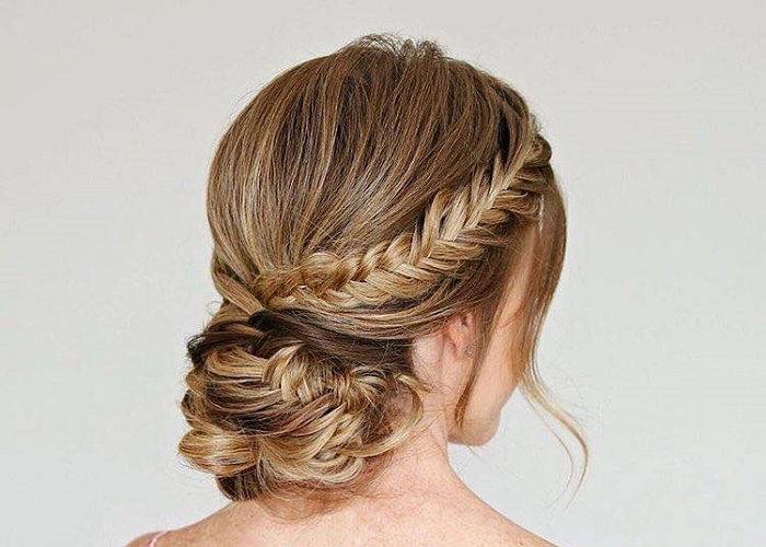 Chic Fishtail Braid Hairstyles To Swoon Over