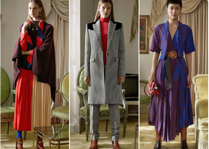Givenchy Pre Fall 2018 Collection