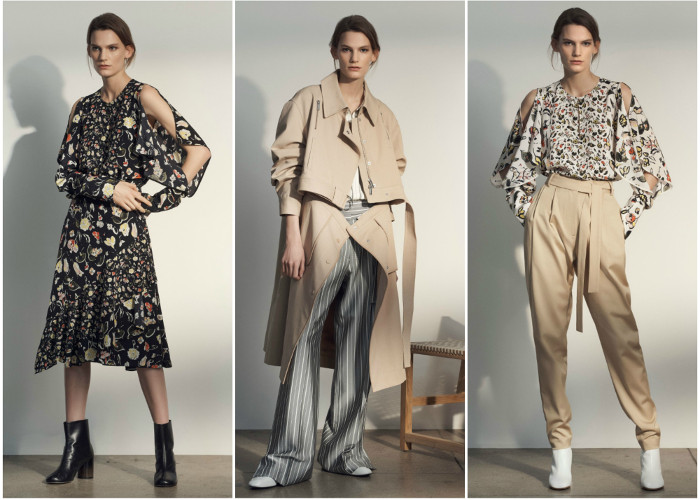 Grey Jason Wu Pre Fall 2018 CollectionGrey Jason Wu Pre Fall 2018 Collection