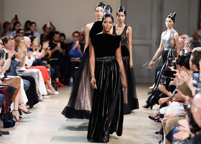 Maison Alaïa Will Continue With Collections & Exhibitions Azzedine Alaia Fall Couture 2017