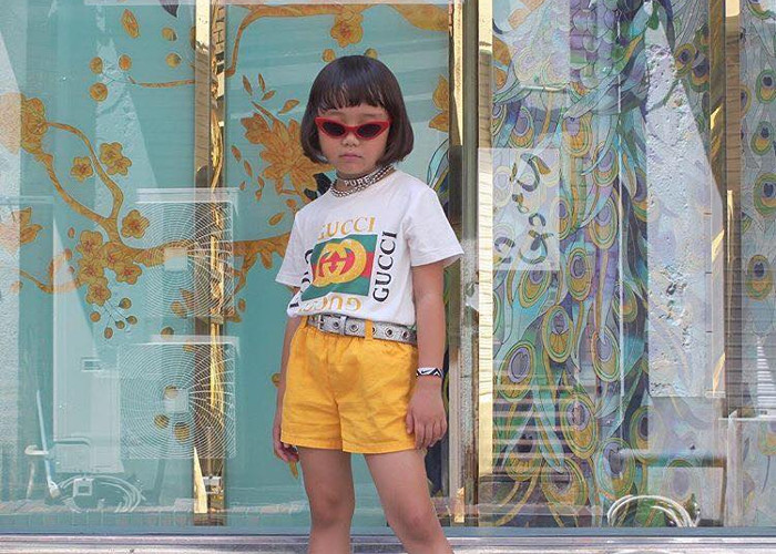 The Most Fashionable Kids to Follow on Instagram
