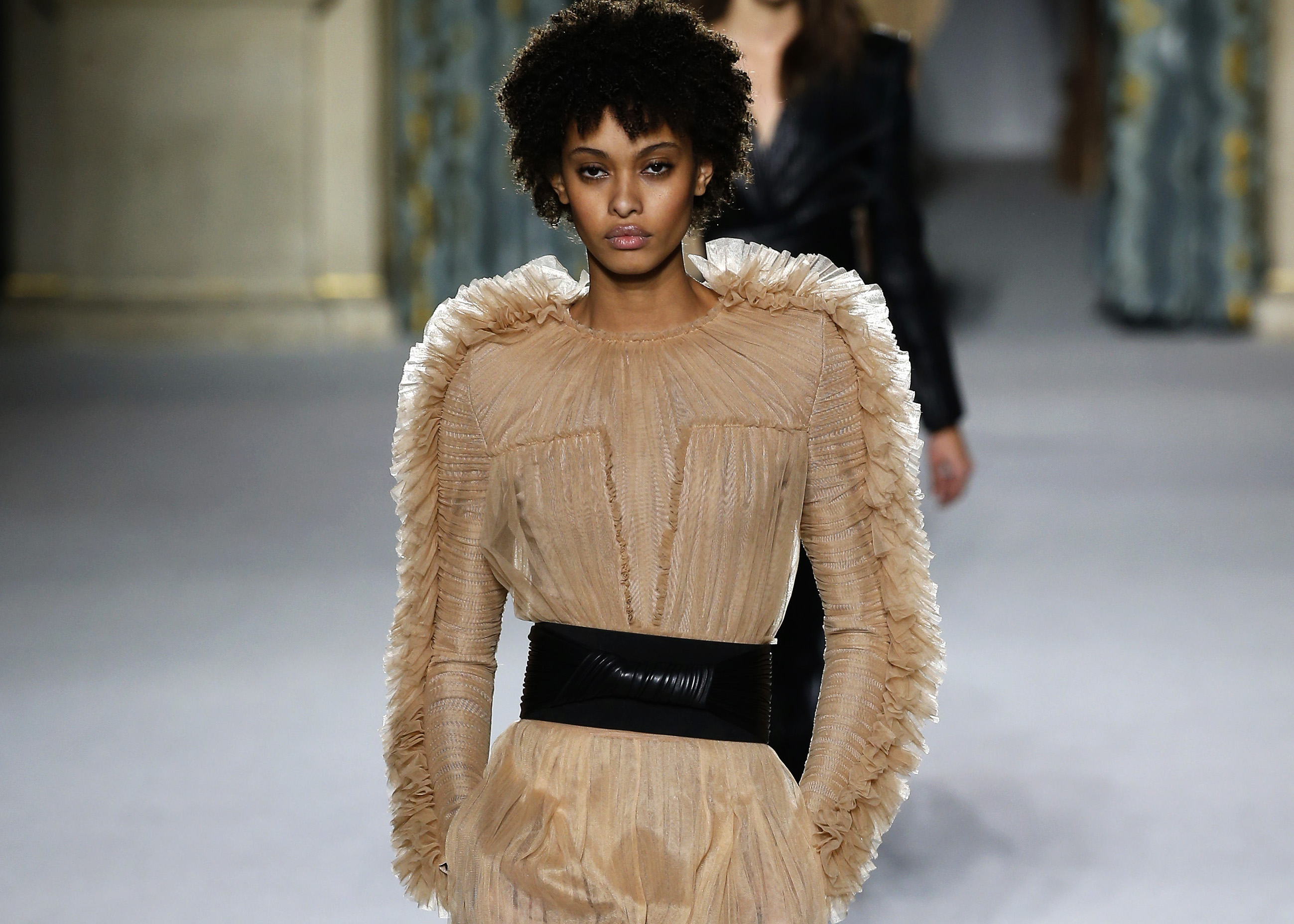 Balmain Fall 2018 Collection at PFW