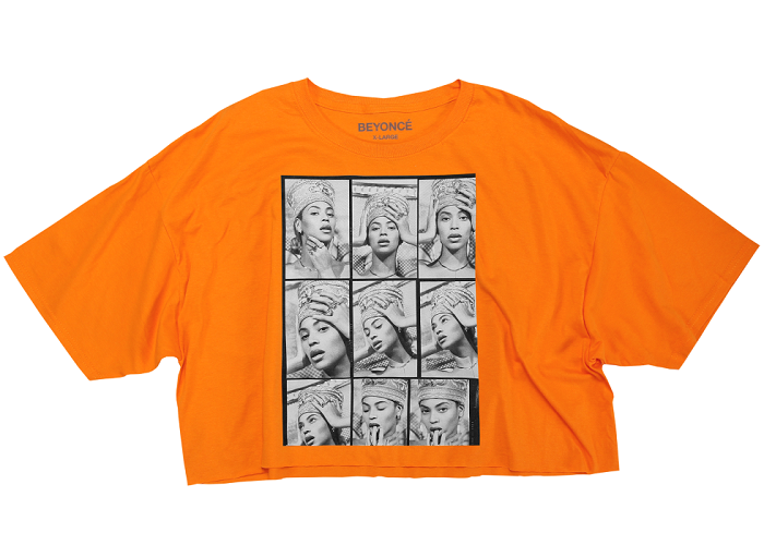 Beyoncé Dropped Nefertiti-Inspired Merch (3)