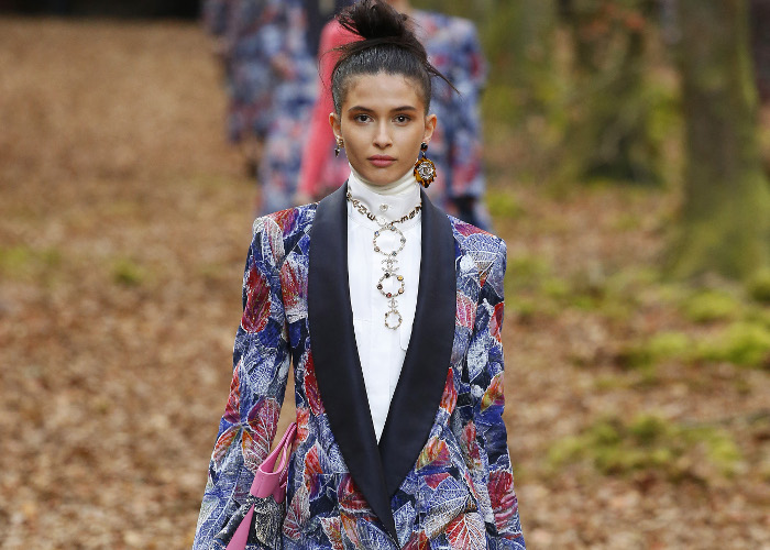 Chanel Fall 2018 Collection at PFW