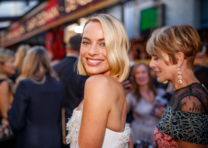 Margot Robbie is The New Chanel Brand Abassador Oscars 2018