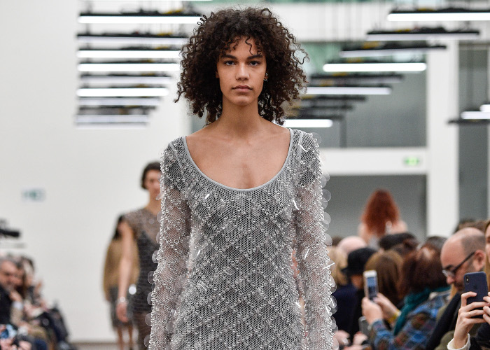 Paco Rabanne Fall 2018 Collection at PFW