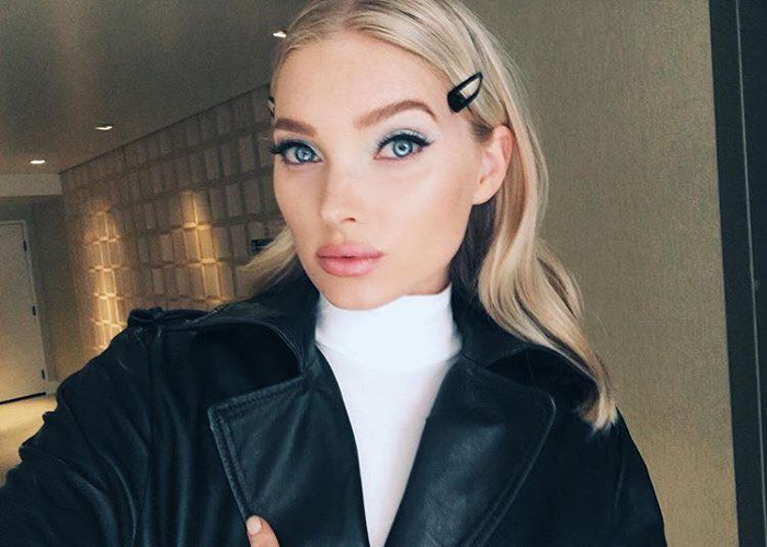 The 90s Snap Clips Are Cool Again Elsa Hosk
