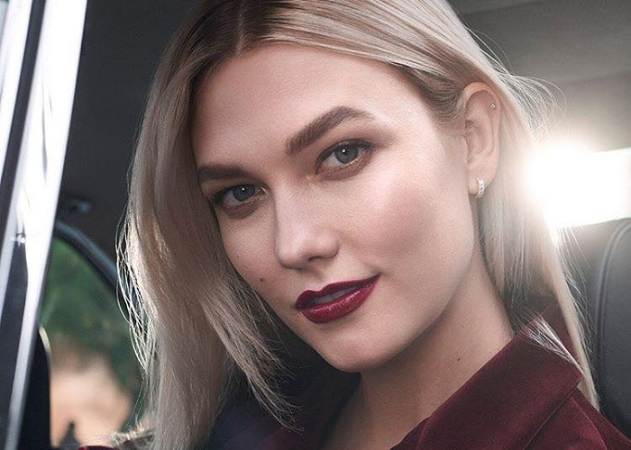Karlie Kloss is Estée Lauder's New Ambassador (2)Karlie Kloss is Estée Lauder's New Ambassador (2)