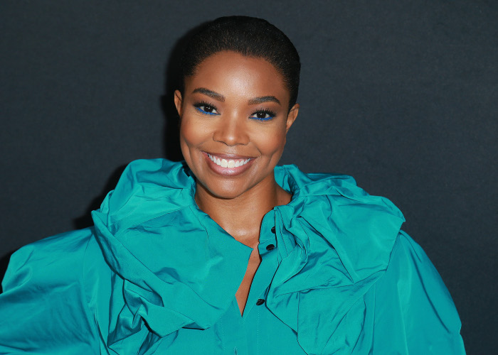 Gabrielle Union Teaches a Lesson in Spring Style and Makeup