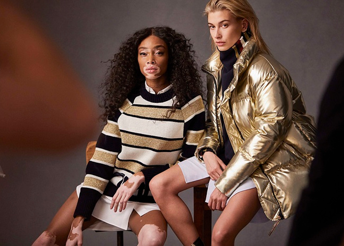 Hailey Baldwin & Winnie Harlow Are Tommy Hilfiger's New Ambassadors (1)