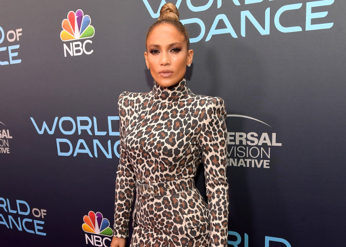 J Lo Makes a Case for The Leopard Print Dress