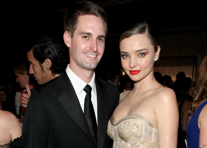 Miranda Kerr and Evan Spiegel Welcome a Baby Boy