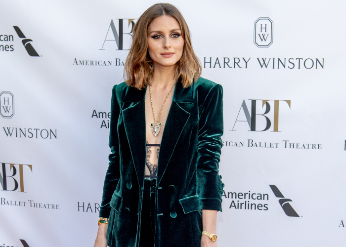 Olivia Palermo Makes Power Dressing Sexy