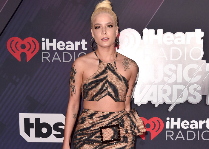 The Hottest Celeb Two Piece Dresses Halsey