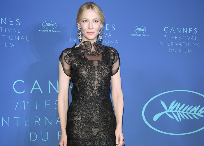 Why Cate Blanchett Re Wore The Same Dress on The Red Carpet