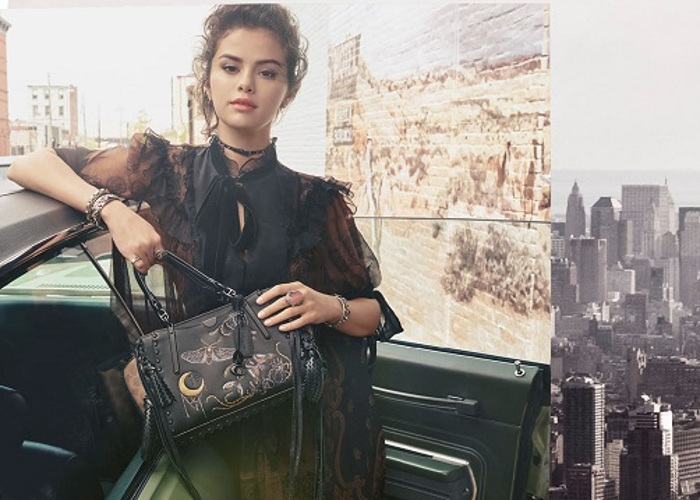 Selena Gomez Fronts Coach's Fall 2018 Ads (10)
