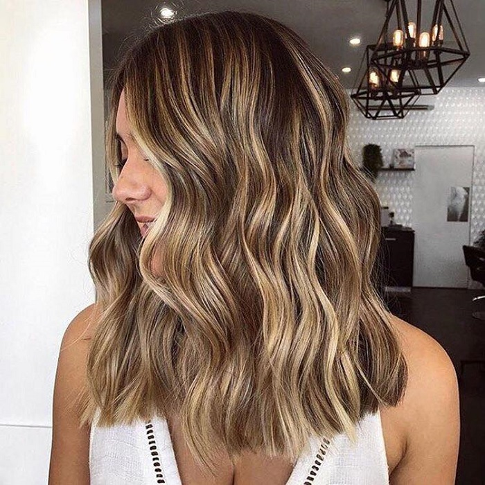 Best-Hair-Colors-To-Transition-From-Summer-To-Fall-bronde hair