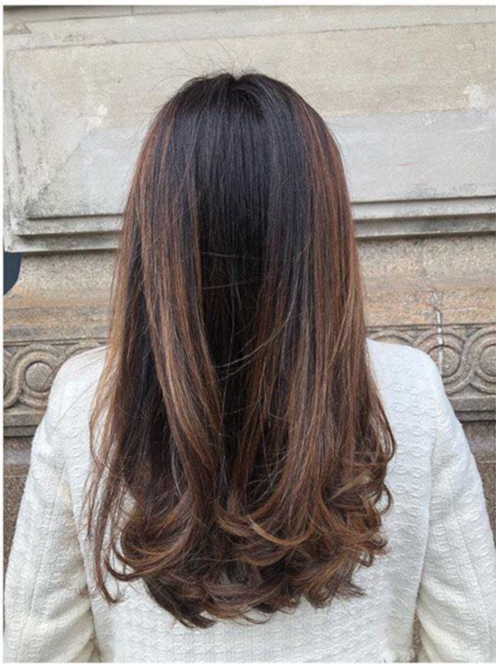 Quot Cold Brew Hair Quot Is The Coffee Inspired Color Trending For