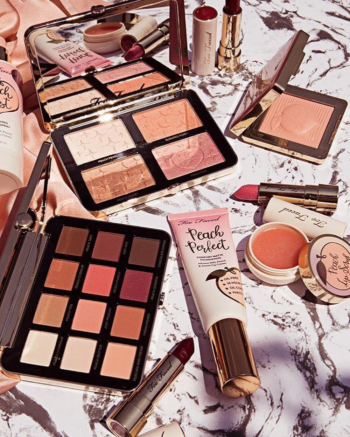 Too Faced Adds New Products To The Peaches & Cream Collection