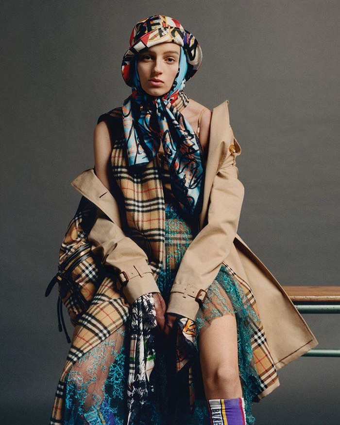 Burberry To Stop Using Fur And Burning Unsold Stock trench scarf dress