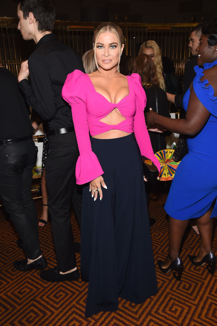 The-Hottest-Celebrity-Appearances-At-NYFW-2018-Carmen-Electra