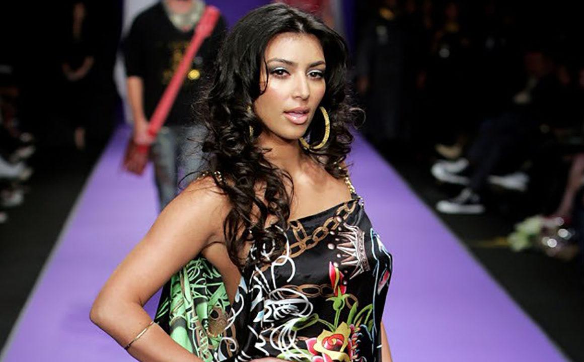 15-Celebrities-Who-Have-Walked-The-Runway-Kim-Kardashian