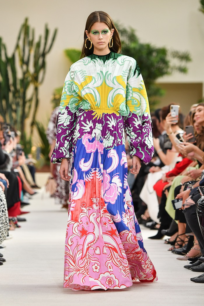 8 Best Collections From Paris Fashion Week Valentino