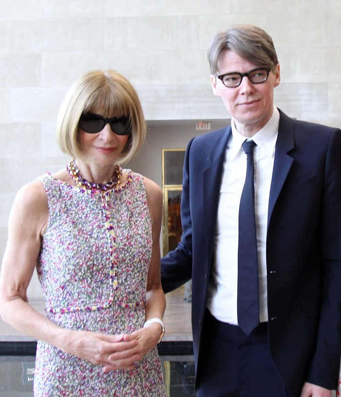 Met Gala 2019 Theme And Hosts Revealed anna wintour andrew bolton