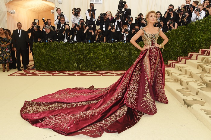 Met Gala 2019 Theme And Hosts Revealed blake lively