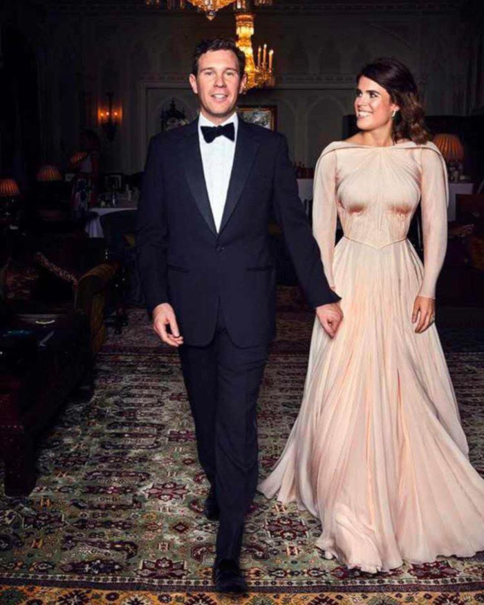 Royal-Members-Who-Have-Broke-Fashion-Traditions-and-Rules-Princess-Eugenie