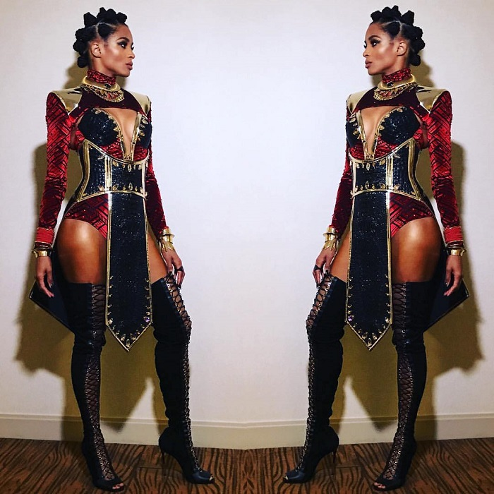These-Celebs-Look-Smokin'-Hot-In-Their-2018-Halloween-Costumes-ciara