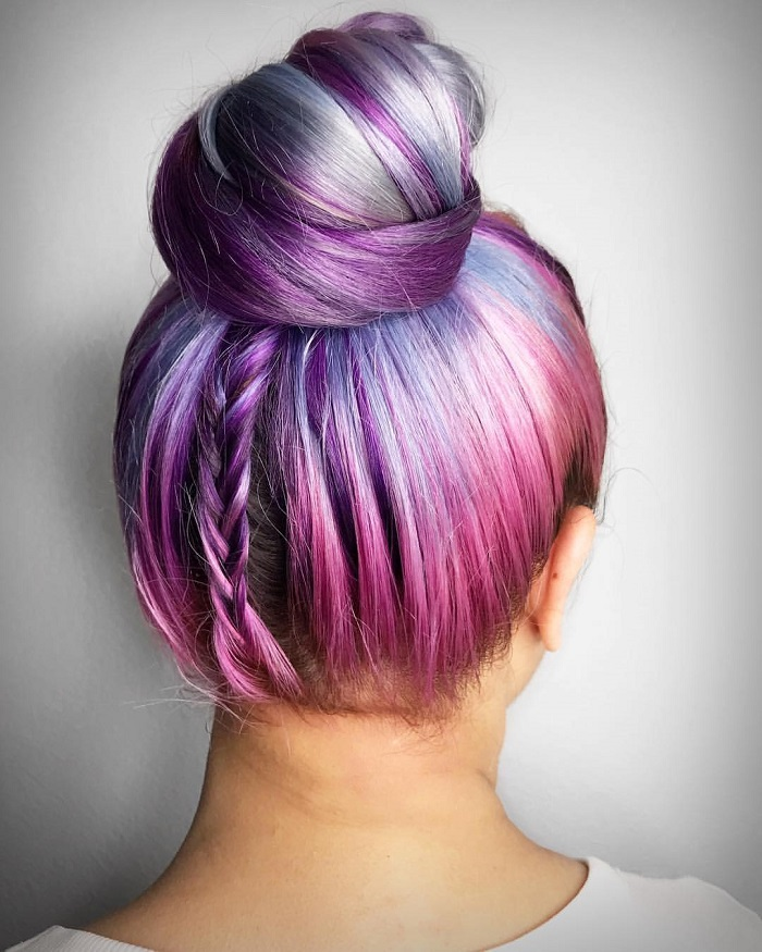 These-Winter-Hairstyles-Will-Take-Your-Breath-Away-ballerina bun