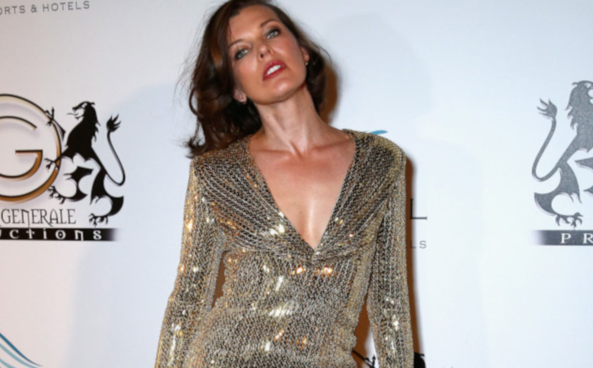 Hot-Models-Turned-Actresses-Milla-Jovovich