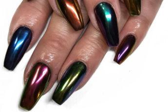 Metallic-Nail-Art-To-Shine-All-The-Way-13
