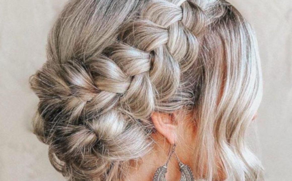 Braided Hairstyles Braids & Plaits Fashionisers©