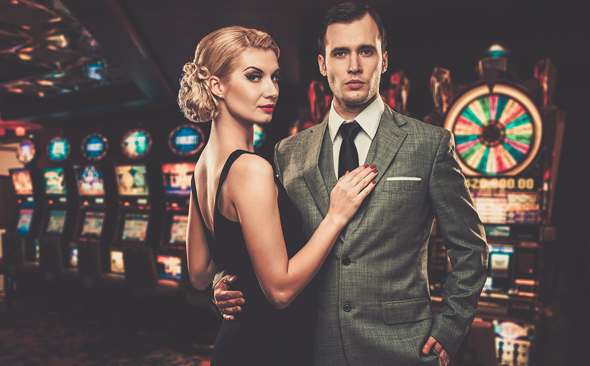 Style tips for a night at the casino | Fashionisers©