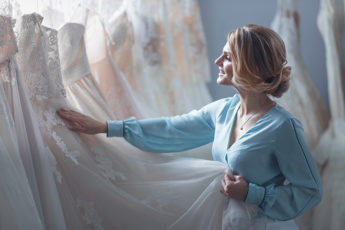 how-to-choose-a-bridal-gown-fashionable-bride-choosing-wedding-dress