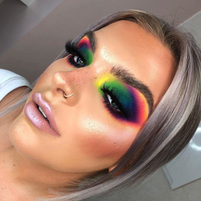 The-Rinbow-Eyeshadow-is-The-Prettiest-Makeup-Trend-This-Spring-61