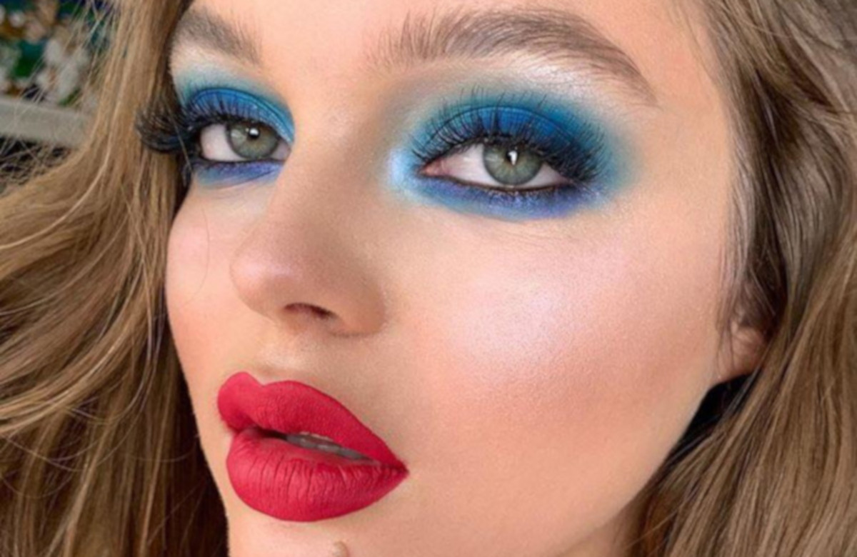 Colorful Eyes is The Hottest Summer Makeup Trend ...