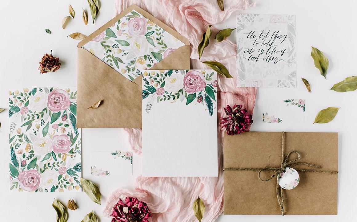 Top Diy Wedding Invitation Trends 2019 Fashionisers 169
