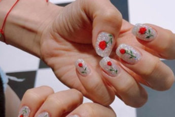 Nail Art Designs Inspired From Spring 2015 Runway Fashionisers