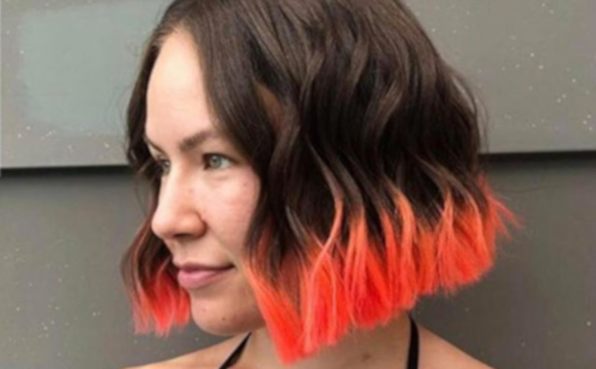 Dip Dyed Hair Is The Festival Trend That Refuses To Retire