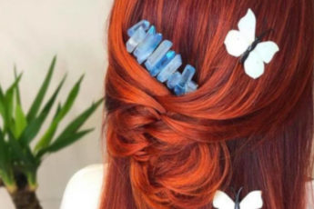 Copper Hair Is The Unexpected Summer Trend 6